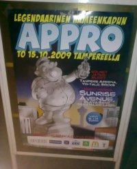 Плакат Аппро